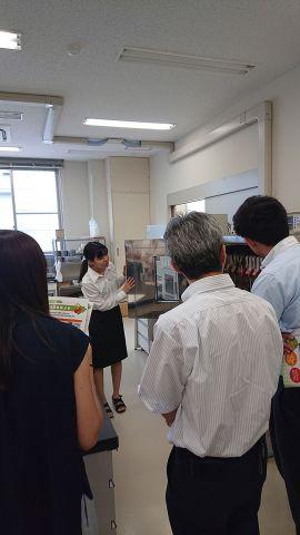 第17回SFC研究会セミナー見学会(JA検査センター3)